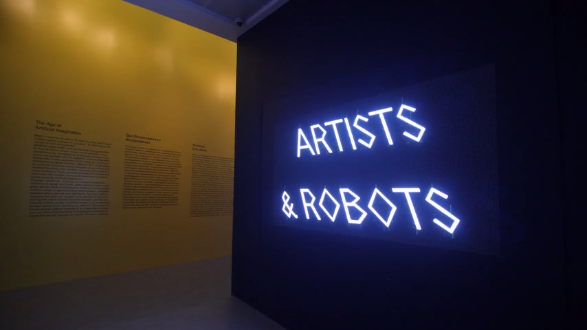 artists-robots-